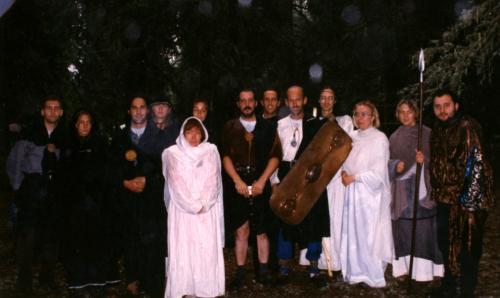 Clan Mor Arth matrimonio