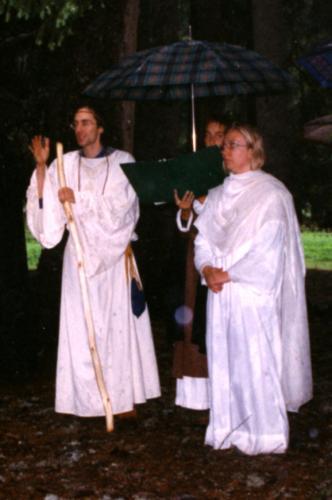 Matrimonio Celtico Druidi 2