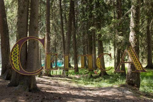 Il bosco di Celtica
