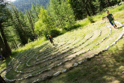 Alice Piras - labirinto
